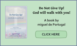 Do Not Give Up! God will walk with you all the way! - The Book