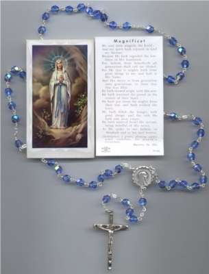 The Meditated Holy Rosary